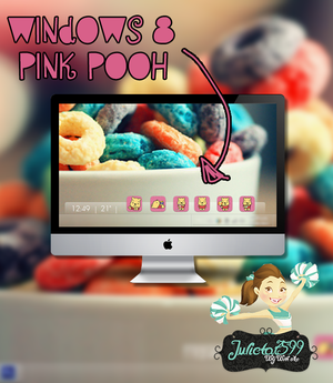 Windows 8 Pink Pooh Julieta7599~ by Julieta7599