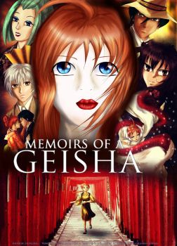 PT: Memoirs of a Geisha by sylvacoer