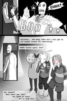 .: The hero that never existed page 2 :. by IronicalGhosty