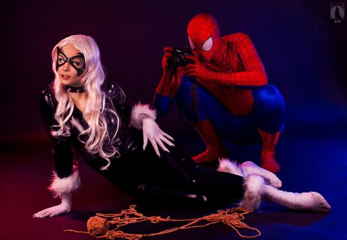Spider - Photographer by AGflower