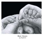 Baby Hands by AndyBuck