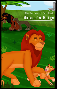 Mufasa's Reign Cover Contest by weasel-girl