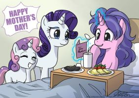 Happy Mother's Day 2012 by johnjoseco