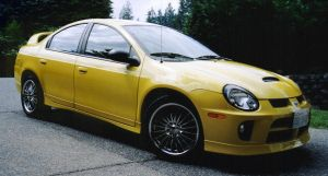 My brother Erik's Dodge SRT4 by JustinEngelhard
