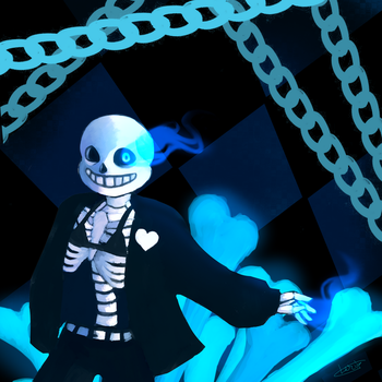 sans by Response-to-a-lie