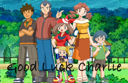Good Luck Charlie by AdvanceArcy