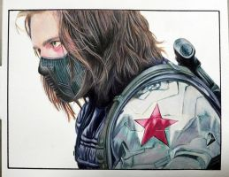 the winter soldier 9 by tutut