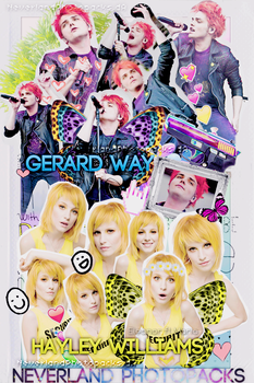 FT: Hayley Ft Gerard by MariaBelieberYT