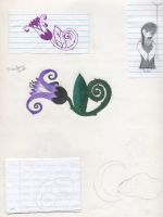 Sketch book page 7 by scr1bbl3m0nst3r