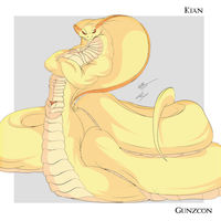 Naga Kian Returns by GunZcon