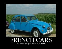 French Cars by Yusacream