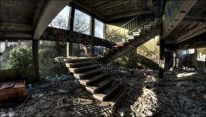 Stairway to chaos by bubus666