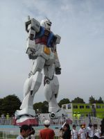 It's a Gundam 04 by innactpro