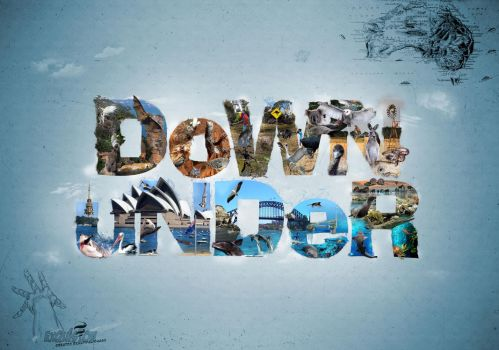 Down Under Wallpaper by Exquision