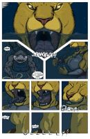 Chestaclan Comic Pg 5 Color by animagusurreal