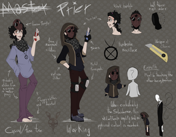 Master Prier bio (OUTDATED ) by A-Dreamare