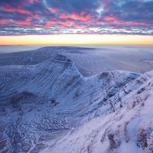 Craig Cwn Sere and Cribyn by Alex37