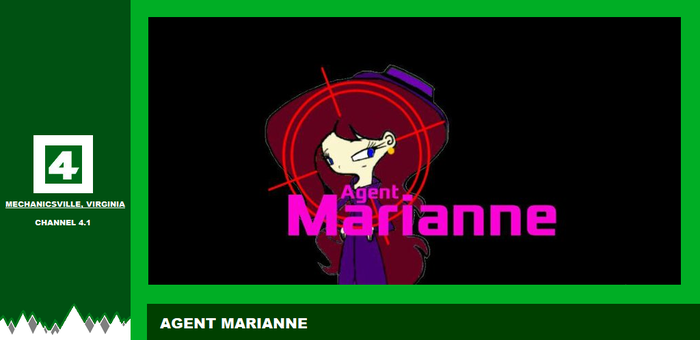 Four KF TV - Agent Marianne by terryrule17