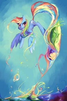 Free Expression With What I Love by My-Magic-Dream