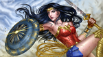 Wonder Woman by Amana-HB