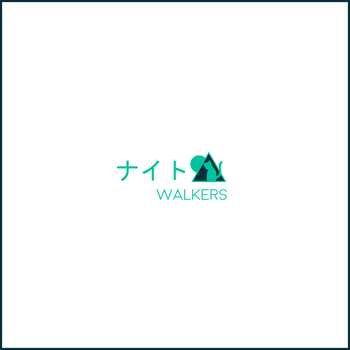 NAITO Walkers Inverted by Logo-Maniac