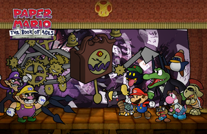 Paper Mario: BoA Chapter 8 by ChetRippo