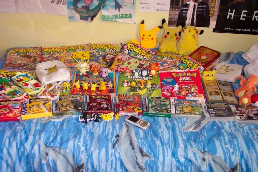 My Pokemon Collection by K9-93