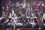 Commission: Mass Effect Characters by ChalkTwins
