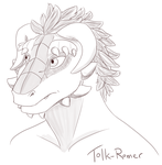 Tolk Romer's backstory (To be Updated!) by Notsun