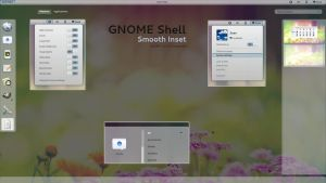 GNOME Shell - Smooth Inset by half-left