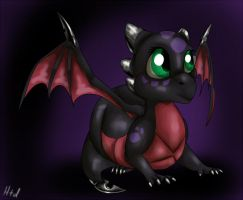 Darkness closing in by Hazelthedragoness