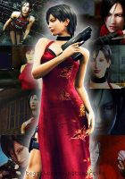 Ada Wong moments by Elenakillingzombies