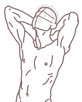 Pose / working on by Social-Cannibal
