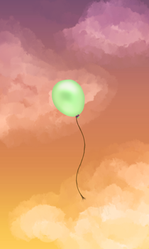 Balloon by JoaoVictorDias