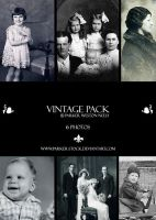 vintage pack by parker-stock