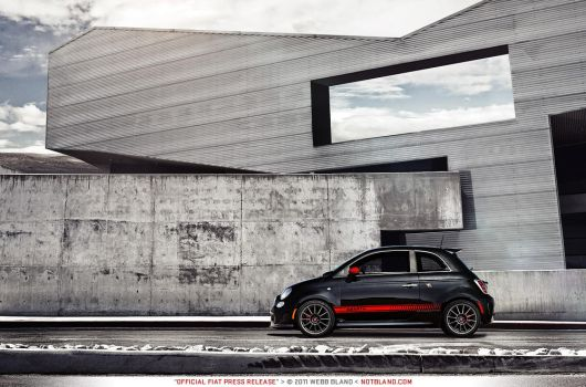 2012 500 Abarth 02 - Press Kit by notbland