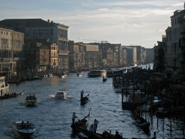 The Grand Canal by Everruler