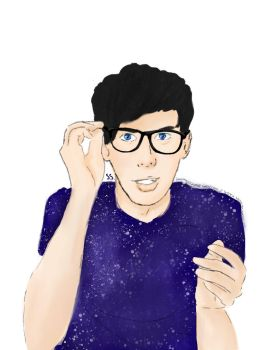 Phil Lester by fangirl015