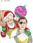 The Walking Dead: Special Christmas Episode (2013) by MugenPlanetX
