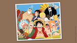 The Strawhat Pirates (One Piece) | Vector by Sephiroth508