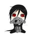 Chibi Bassy by Raven-Stag
