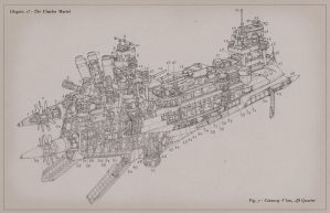 Charles Martel Cutaway by MikeDoscher