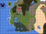 Middle eastern map of contenent 01 by TheScorchingDragon