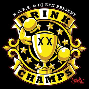 Drink Champs logo by SKAM2