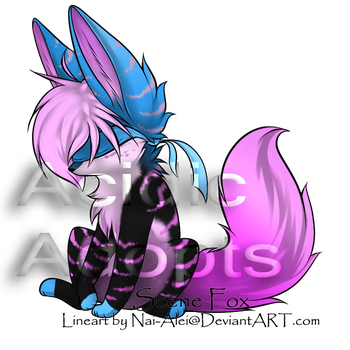 Palette Blind Fox 6 by AcidicAdopts