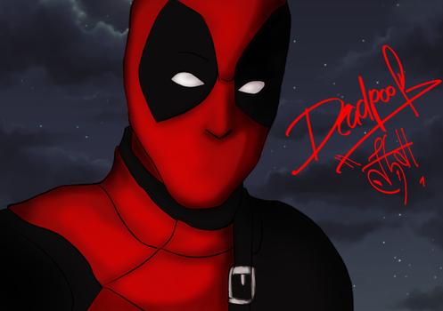 Deadpool by autumneff3ct13