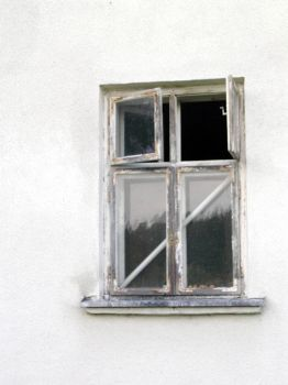 old window by dest-stock