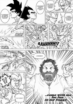 Dragon Bud Z - Tribute to Bud Spencer by SigmaGFX