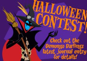 Call for Halloween Entries by RagdollStiches