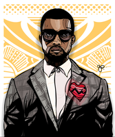 Kanye West 3 by geereezy